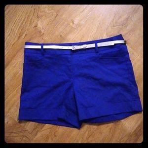 NEW Blue Express Shorts 6